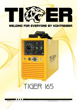 TIGER 165 - tiger