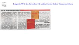 Księgarnia PWN: Ken Burtenshaw, Nik Mahon, Caroline Barfoot