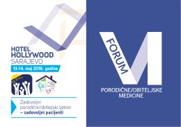 Sala - Udruženje ljekara / liječnika porodične / obiteljske