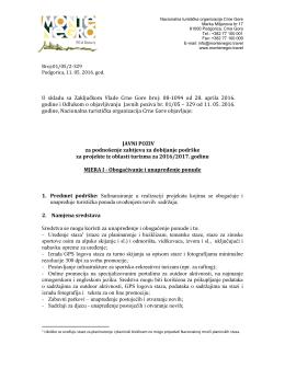 Podgorica, 17 - Vlada Crne Gore
