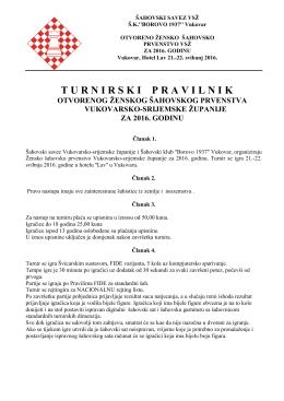 turnirskipravilnik - Hrvatski šahovski savez