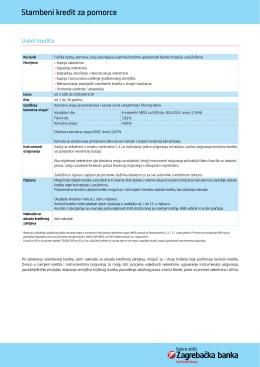 Stambeni kredit za pomorce pdf 0.21MB