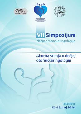 Program VII Simpozijuma SAPO možete preuzeti ovde