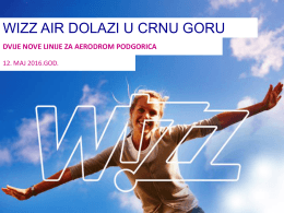Wizz Air Presentation TGD