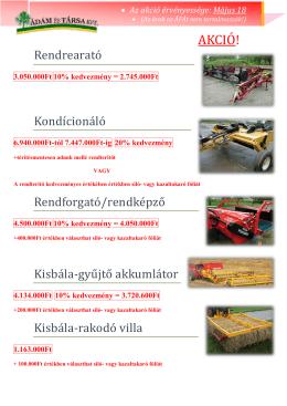 Letöltés - Ádám és Társa Kft.