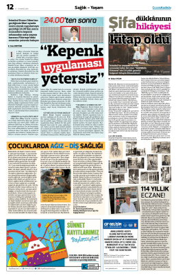 uygulaması - Gazete Kadıköy