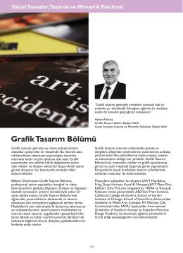 Grafik Tasarım - EN / Bilkent University