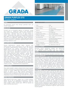 GRADA PURFLEX 070