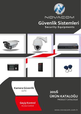 Güvenlik ve CCTV Kataloğu