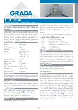 floor sc 1200