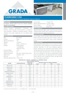 floorchem s 350