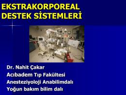 Prof. Dr. Nahit Çakar
