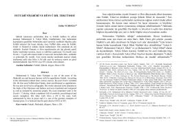 PDF ( 1 ) - İstanbul Üniversitesi