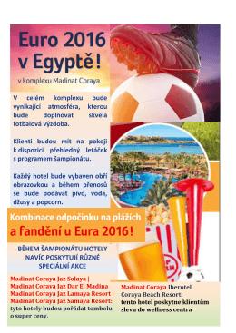 fotbalové euro 2016 v egyptě