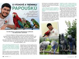 papoušků - Milan Bartl