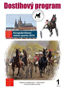 12.05.2016 - český klusácký spolek