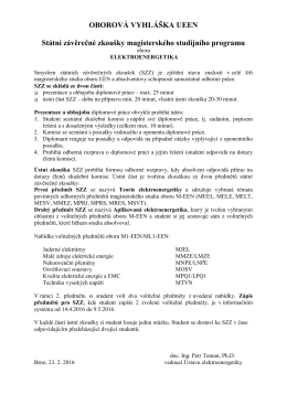Vyhláška SZZ2015/2016-MSP