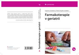 Farmakoterapie v geriatrii
