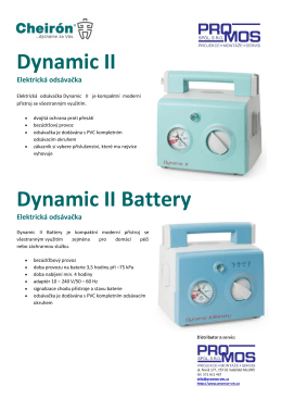Dynamic II Dynamic II Battery