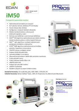 iM50 - Promos spol. s ro