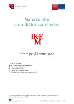 pdf Strategická komunikace