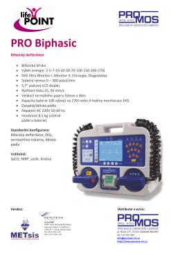 PRO Biphasic - Promos spol. s ro