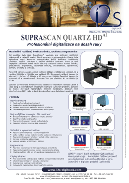 suprascan quartz hd