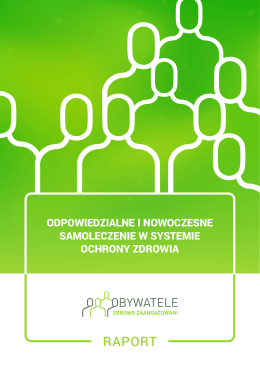 pobierz raport - Fundacja Obywatele Zdrowo Zaangażowani