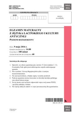 MKL–R1_1P–162 poziom rozszerzony