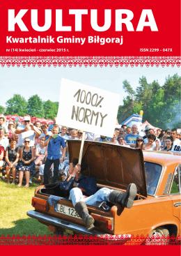 Zobacz/pobierz  - Gminny Ośrodek Kultury w Biłgoraju