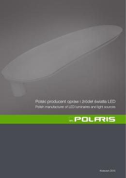 Polski producent opraw i źródeł światła LED