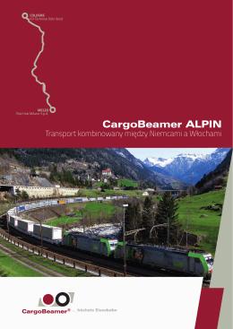 CargoBeamer ALPIN