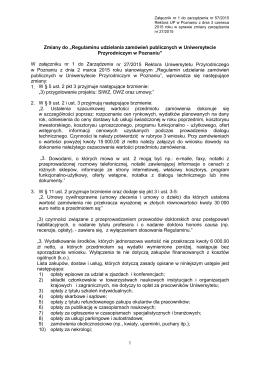 zał. nr 1 do zarządzenia nr 57_2015 w sprawie zmiany zarządzenia