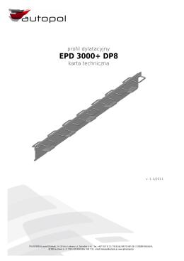 EPD 3000+ DP8