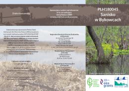 Broszura informacyjna - Regionalna Dyrekcja Ochrony Środowiska