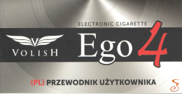 INSTRUKCJA OBSŁUGI - E-papieros Volish Ego 4 - E