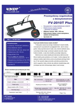 Pobierz PDF - NDT System