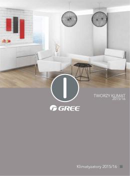 Katalog GREE 2015/2016