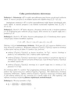 skrót wykładu 4