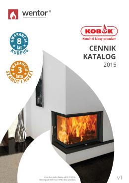 Cennik Kobok 2015