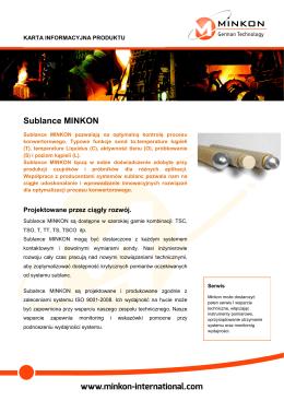 Minkon Sublance probes ver 1A Polish