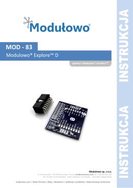 MOD - 83 - Modułowo