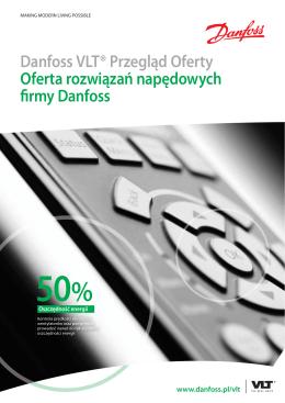 Danfoss – Katalog Produktów VLT – 2011/2012
