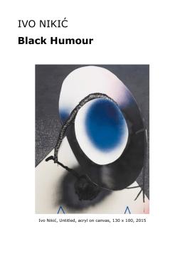 IVO NIKIĆ Black Humour