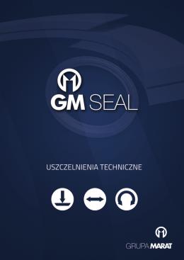 GM SEAL – uszczelnienia techniczne