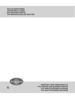 005 Rozdział V - Boki, skrzynki akcesoria PCV ver.14.04