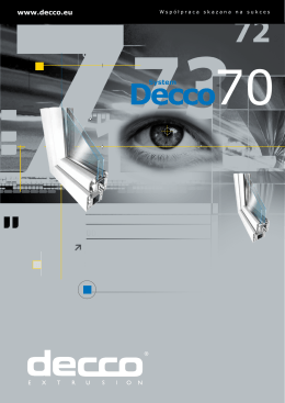 Mini Katalog Decco 70