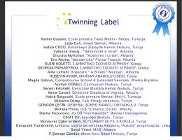 Certyfikat 5th - Zespół Szkół w Wilamowicach