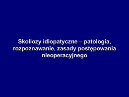 Skoliozy cz 2.