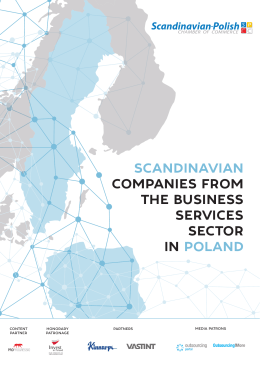 scandinavian companies from the business services sector
